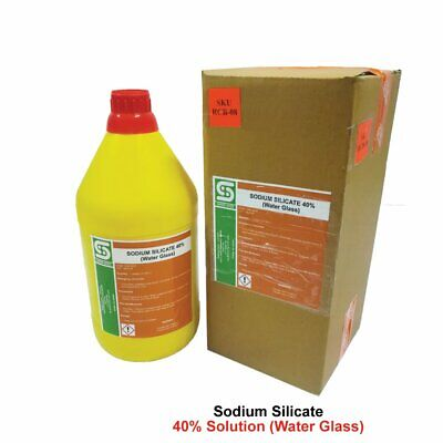 Sodium Silicate 40 Solution Water Glass