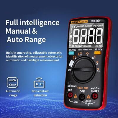 Acdc Voltage Tester Digital Multimeter Volt Tester Meter Ammeter Ohmmeter