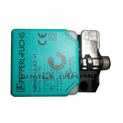 Pepperl Fuchs Nbn40-l2-a2-v1 Rotatable Inductive Proximity Sensor Switch Head