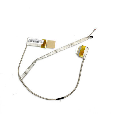 LCD LVDS Cable For Asus K43 X43 A43 P43 A43S K43E X43S DD0KJ1LC000 14G140344000 comprar usado  Enviando para Brazil