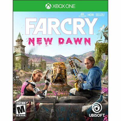Far Cry: New Dawn -- Standard Edition (Microsoft Xbox One, 2019) NEW
