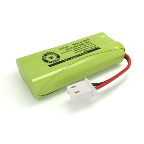 Original Vtech BT162342 BT262342 2.4V 300mAh Cordless Phone Battery CR1838