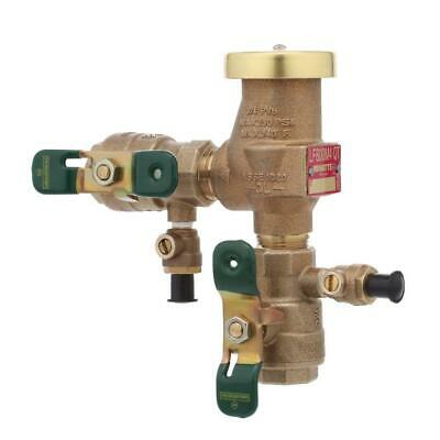Watts 3/4 in. Lead Free Anti-Siphon Pressure Vacuum Breaker Backflow Preventer