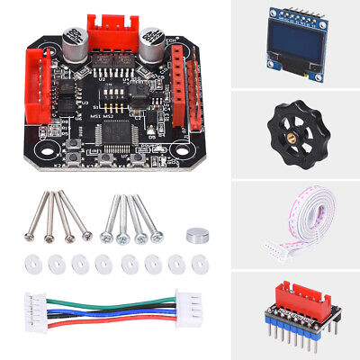 S42b 42 Stepper Motor Closed Loop Driver Board With Oled Display