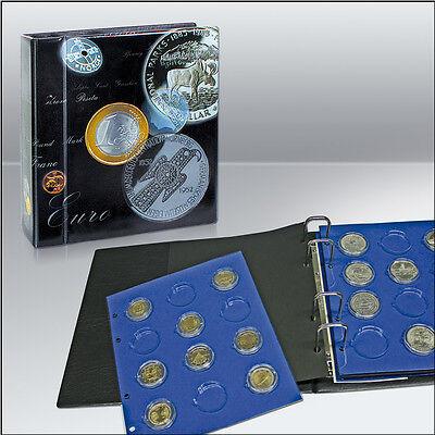 Safe 7817 Münzalbum Euro Top Set für 20 € Sätze 1 Cent bis 2 €
