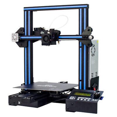 Geeetech A10 3DPrinter Aluminumn Frame Newest version from US