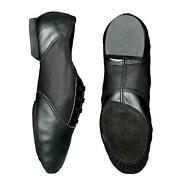 Split Sole Jazz Shoes
