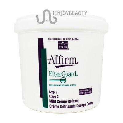 Avlon Affirm Fiberguard Conditioning Creme Relaxer