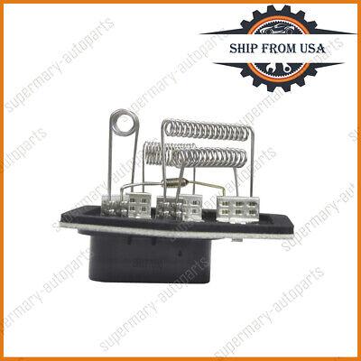 HVAC Blower Motor Resistor for GMC C/K 3500 K2500 1995 1996 1997 1998 1999 2000