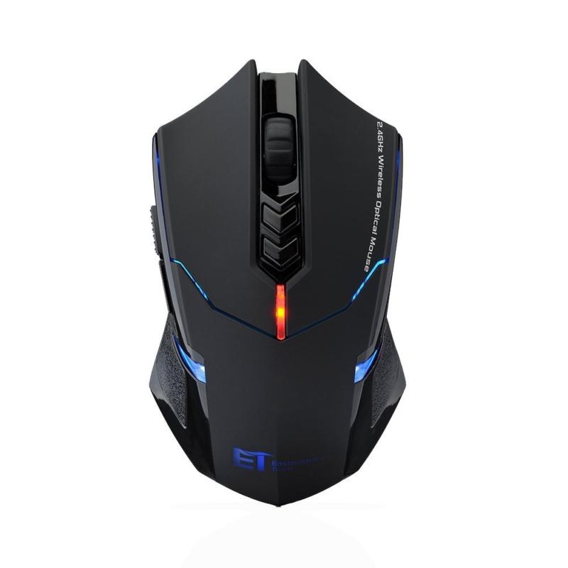 Mouse da Gioco Wireless 2400DPI, VicTsing Mouse Gaming Senza Fili 7 Pulsanti