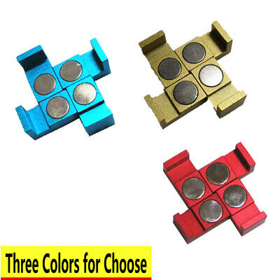 Magnetic Parallel Keepers Holders. Vise Cnckurtmachinist Tools 3 Color