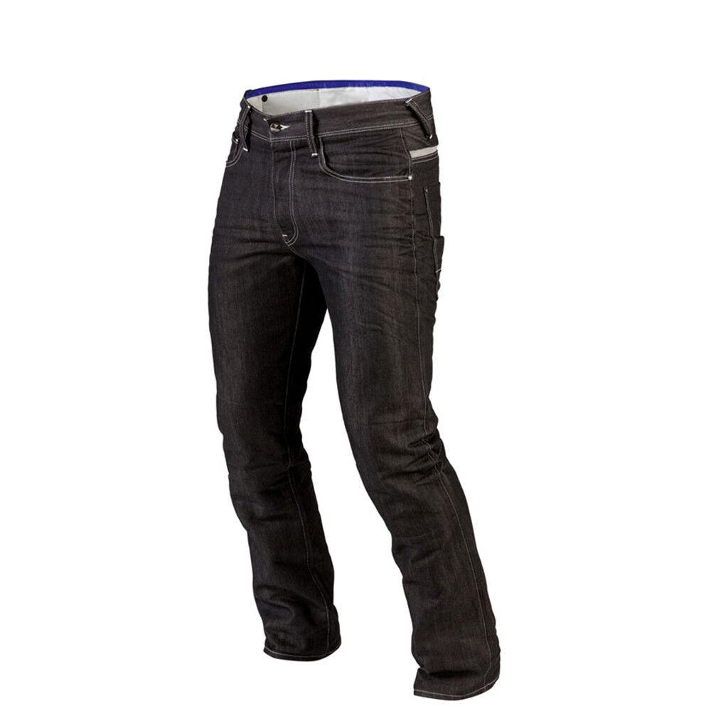 Owner Mens Motorcycle Denim Jeans Black Biker Protective Lining Trouser Stylish Pants