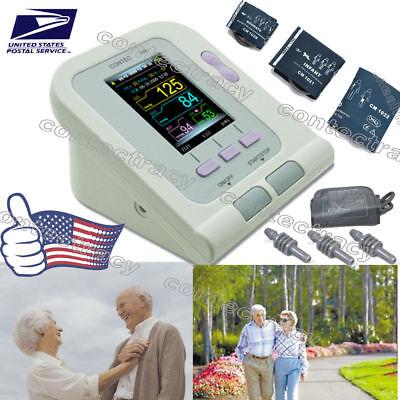 Digital Blood Pressure Monitornibpadultchildinfantneoswsphygmomanometer
