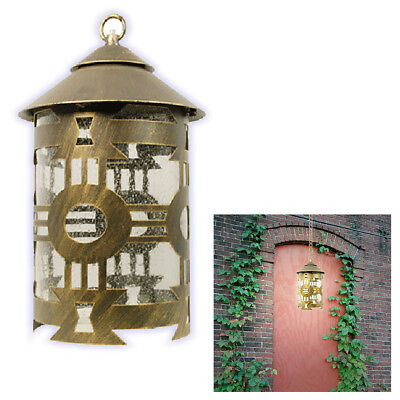 Pendant Hanging Collection Oil Rubbed Bronze Finish Outdoor Lantern -