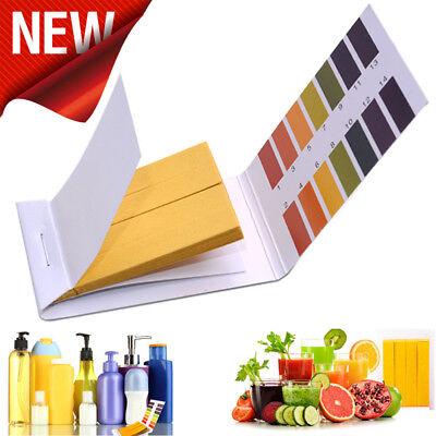 110 Pcs Ph Test Strips Soilsting Acidicalkaline Indicator Litmus Paper
