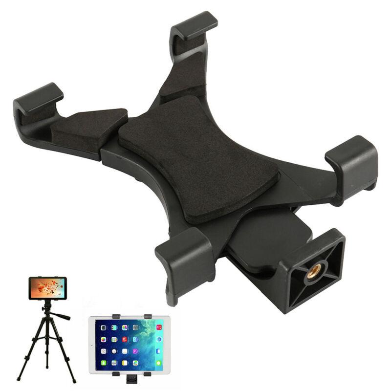 Tripod Mount Holder Bracket 1//4 Thread Adapter for /'/'7/'/'~10.1/'/' Tablet iPad /'/'