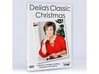 Delia's Classic Christmas DVD