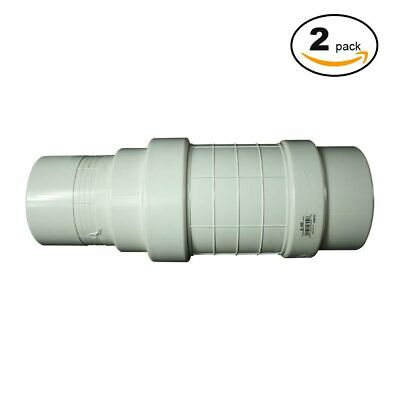 PrimeX 85311 4 Inch Quick Repair Coupling - 2/Pack
