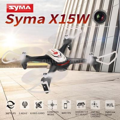 Syma X15W Wifi FPV 0.3MP Camera RC Quadcopter G-sensor Barometer Set Height
