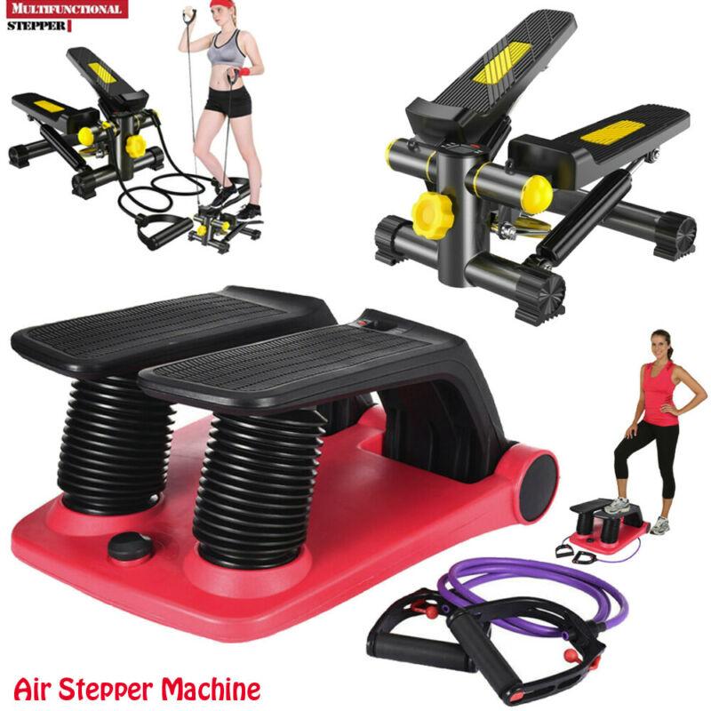 Air Stair Climber Stepper Exercise Machine Silent Fitness Eq