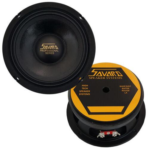 """SAVARD Speakers Professional Series 6.5"""" S4 Speaker"""