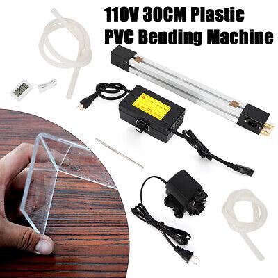 12 Acrylic Plastic Pvc Bending Machine Heater Bender Usa Stock