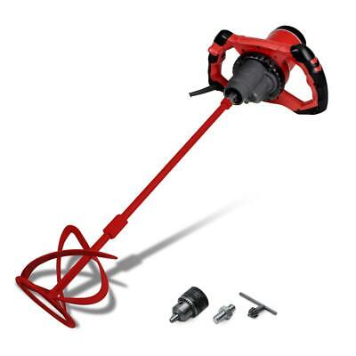 Rubi Mortar Grout Mixer 2-speed Gearbox Safety Lock Double Insulation