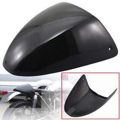Black Rear Seat Cowl Cover Fairing Protector For Triumph BONNEVILLE T100 SE ACE