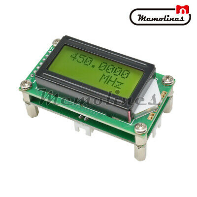 1mhz-1.1ghz Digital Led Frequency Counter Tester Measurement Meter For Ham Radio