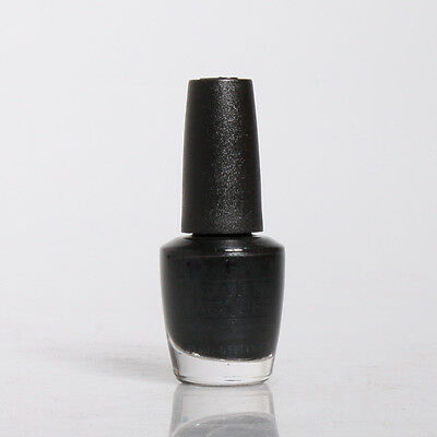 OPI Nail Polish - Breakfast at Tiffany's 2016, Black Dress Not Optional HR H03