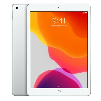 Apple 10.2-inch iPad 2019 Wi-Fi 128GB - [Plateado]