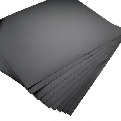 5 Sheets -grit 800 Waterproof Paper 9x11 Wetdry Silicon Carbide