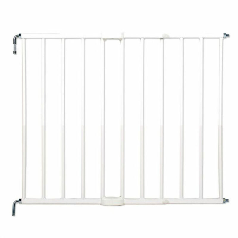Baby Trend Home Extending Metal Stairs Safety Baby Gate (Open Box)