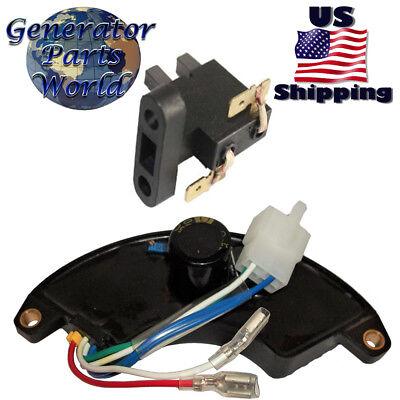 Champion Voltage Regulator Carbon Brush For 40023 41154 41332 152.190200.05