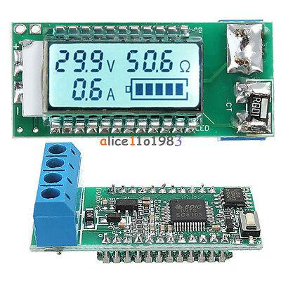 18650 26650 Digital Lithium Li-ion Battery Tester Meter Voltageampohmcapacity