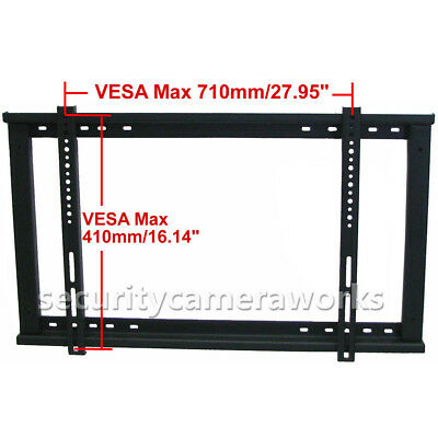 LCD LED Plasma Flat Panel Screen TV Wall Mount 32 39 40 42 46 47 50 55 60 65 (46 Lcd Flat Panel Screens)