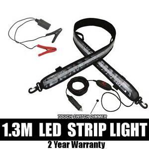 LED STRIP LIGHT 1.3M FLEXIBLE LED CAMPING CARAVAN BOAT 12V BAR Wangara Wanneroo Area Preview