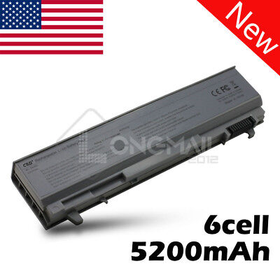 - New Li-ion Laptop Battery For Dell Latitude E6400 E6410 E6500 E6510 PT434 KY265