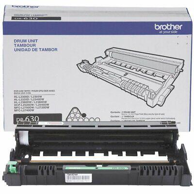 Laser Toner Cartridge Oem Drum - Genuine OEM Brother DR630 Drum Unit Cartridge Laser Printer DCP HL MFC UNS