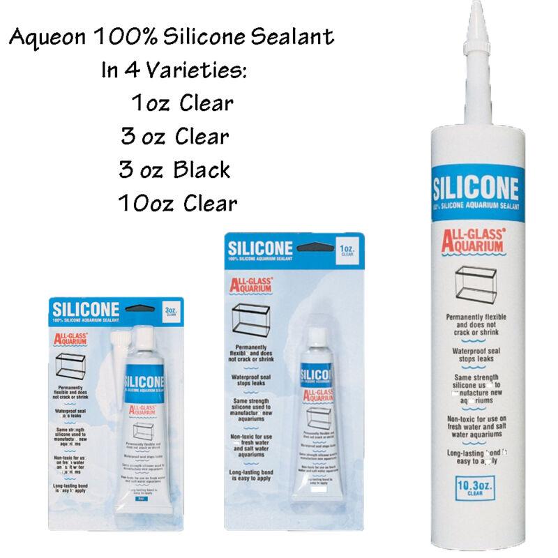 Aqueon 100% Silicone Aquarium Sealant  Free shipping