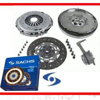 Sachs Assembled Clutch Kit + Dual Mass Flywheel DMF 2290602002 - 5 YR WARRANTY