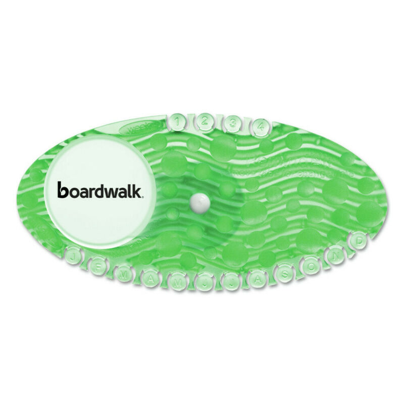 Boardwalk CURVECME 10-Pc/BX Cucumber Melon Frag Air Freshener - GRN New