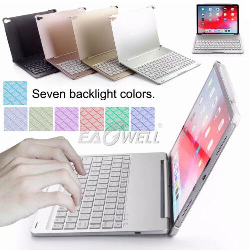 For iPad Pro 11 inch 2018 Backlight Aluminum Wireless Keyboa