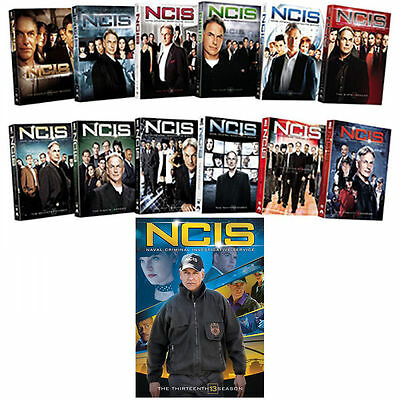 Ncis  The Complete Series Seasons 1 13 Dvd Brand New Set