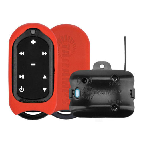 Taramps TLC3000 RED Long Range Remote Control, 1 piece