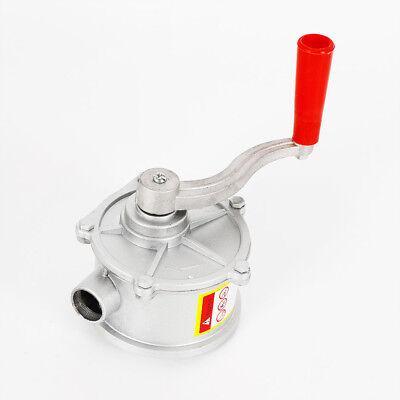 32mm Drum Rotary Manual Hand Barrel Heavy Duty Pump Diesel Fuel Oil Gas Tool