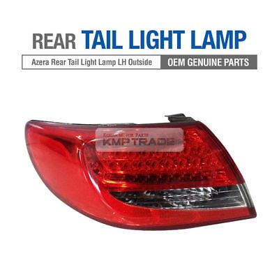 OEM Rear Tail Light LED Lamps LH Assy 2Pcs for HYUNDAI 2006 2007 2008 2009 Azera