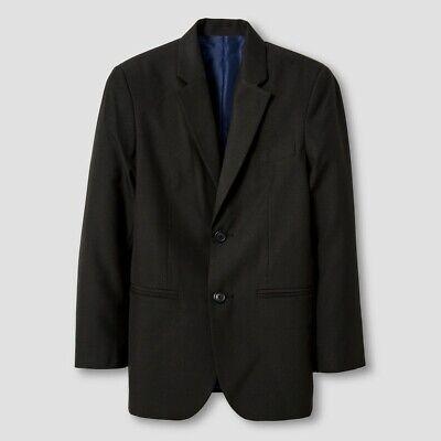Cat & Jack Jungen' Anzug Mantel, Schwarz, Größe 8H