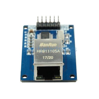 1pcs Enc28j60 Ethernet Lan Network Module Schematic For Arduino 51avr Stm32