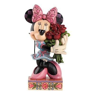 Disney Traditions 4031480 Minnie Mouse 'La Vie en Rose' - BNIB